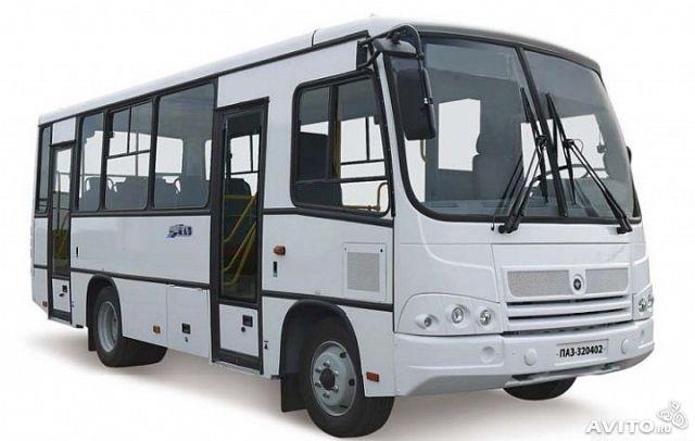 ПАЗ-320402-04 Автобус первого класса
