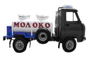 Автомобиль УАЗ-36221 (1200 л)  с охладителем  с цистерной 1200 л (ЛКП)