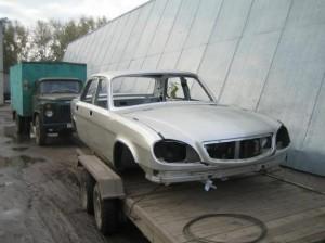 Каркас ГАЗ 31105 Волга в металле окрашенный, 2-х слойное покрытие